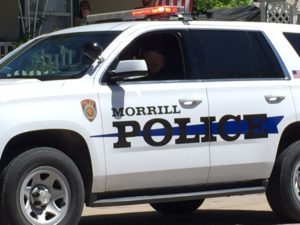 One of three suspects in Morrill grocery burglary in custody