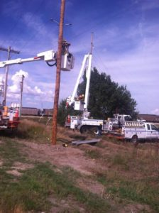 Power outage impacting nearly 1,700 NPPD customers in Scottsbluff