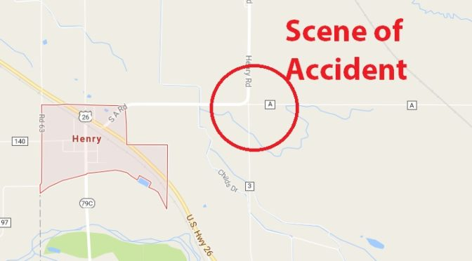 Scene of Accident
