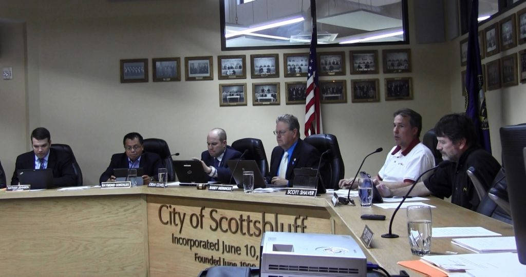 Bluffs council to consider Blighted designation for East overland
