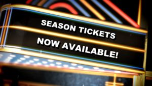 2016/2017 Season Tickets available for Midwest Theater