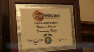 WNCC to be presented with Governor's wellness award