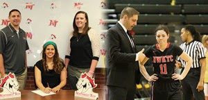 Two players join CSC women's hoops team