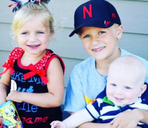 (Audio) York family given new hope from Children's Miracle Network