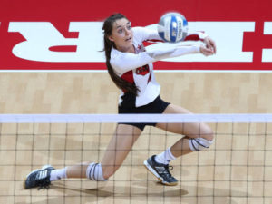 Huskers Begin Season at VERT Challenge in Oregon