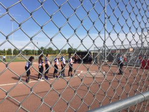 Scottsbluff and Gering split softball doubleheader