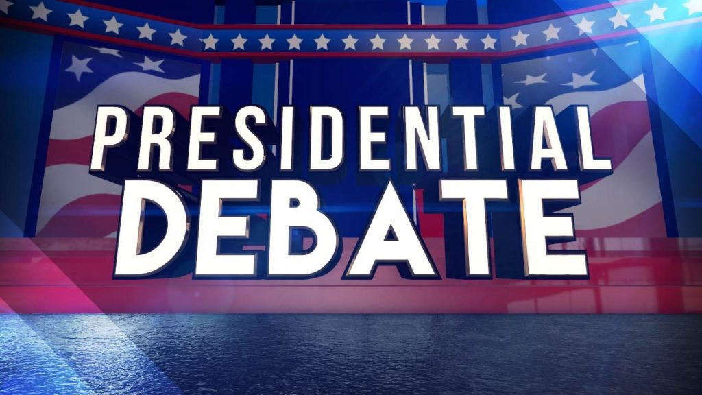 Scotts Bluff County Democrats hosting Presidential Debate watch party