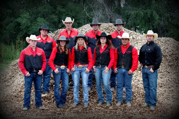 Aggie Rodeo Team Traveling to Double Header in Iowa