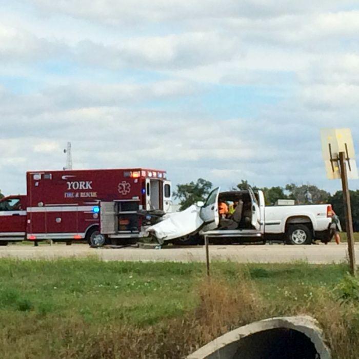 Gresham couple dead after pickup/cement truck crash