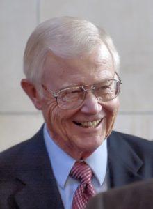 (Audio) Former Congressman Bill Barrett remembered