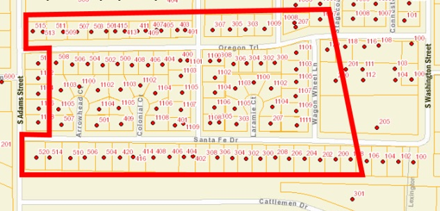 Power outage planned in portion of south Lexington on Wednesday