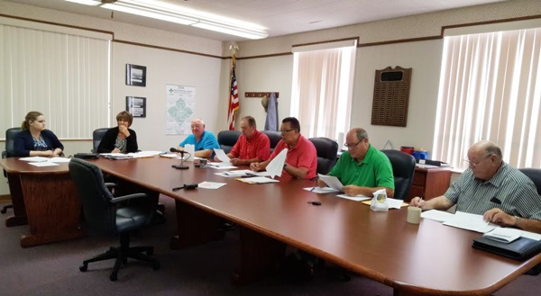 (Audio) Dawson county budget unchanged, levy lowered