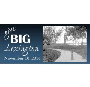 Lexington Foundation to Host Sixth Annual Giving Day