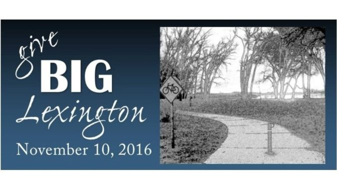 Courtesy/ Lexington Community Foundation.