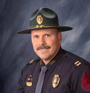 Troop D Commander Captain Lynn Williams to retire