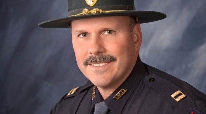 Courtesy/ Nebraska State Patrol.  Cap. Lynn Williams.
