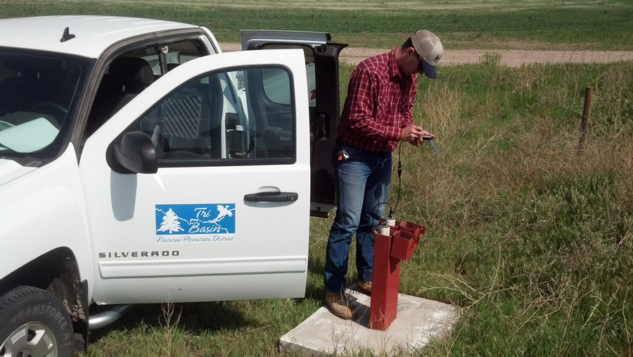 Tri-Basin NRD to Include Observation Wells in Groundwater Quantity Management Data