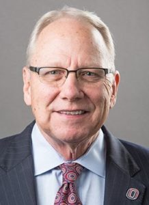 UNO Chancellor John Christensen plans to retire in June