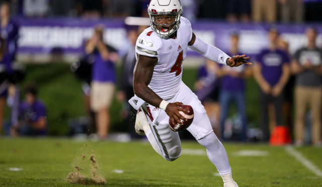 Tommy Armstrong Jr. rushed for a career-high 132 yards while adding 246 passing yards to lead Nebraska to a 24-13 road win at Northwestern.