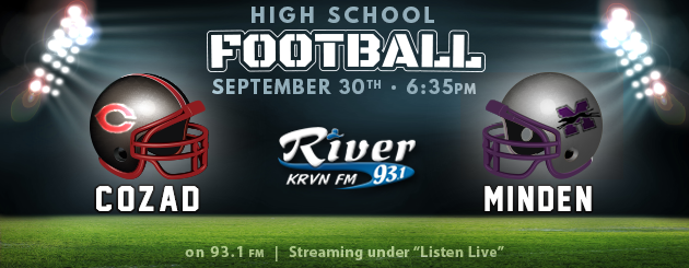 HS Football - River