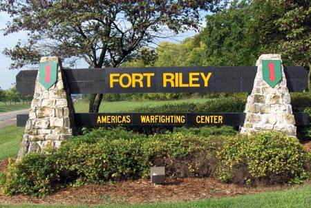 Fort Riley Commander Fired; Investigation Continues