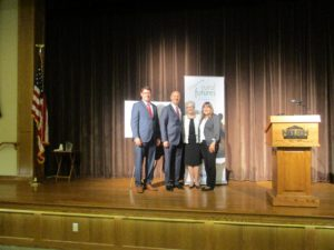 (Audio) Governor Ricketts Attends West Point Forum To Announce Highway 275 Project And More