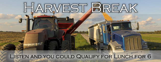 Harvest Break 2016