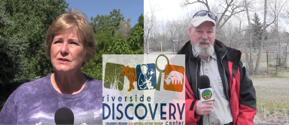 James, Halliday leave Riverside Discovery Center