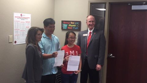 BMS student aces ACT; awarded full ride to UNL
