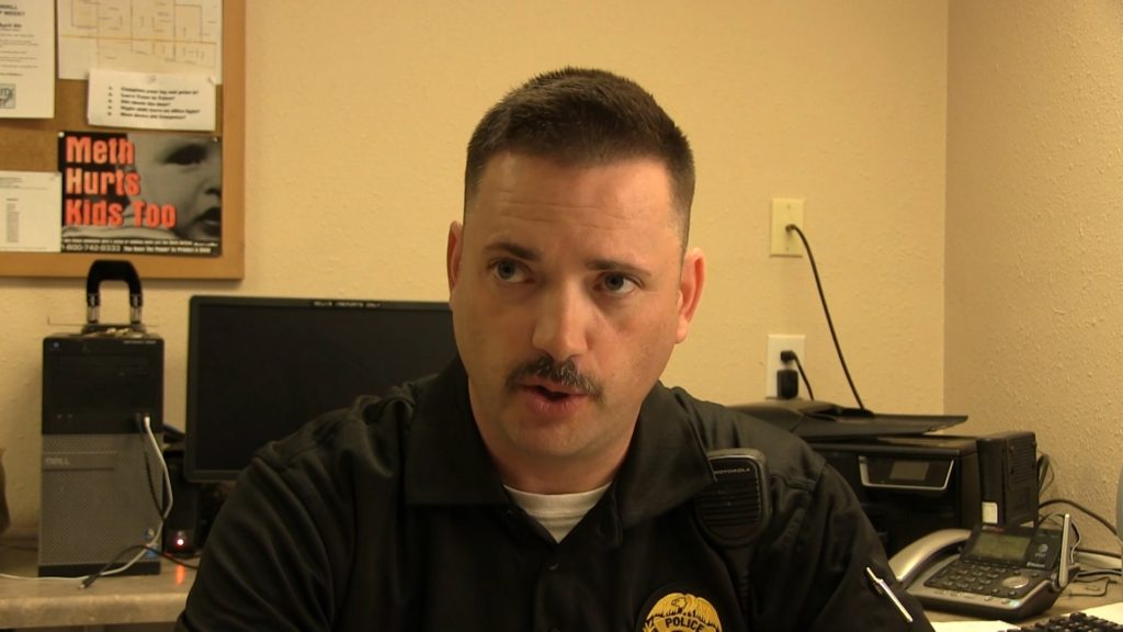 Morrill Police Chief resigns