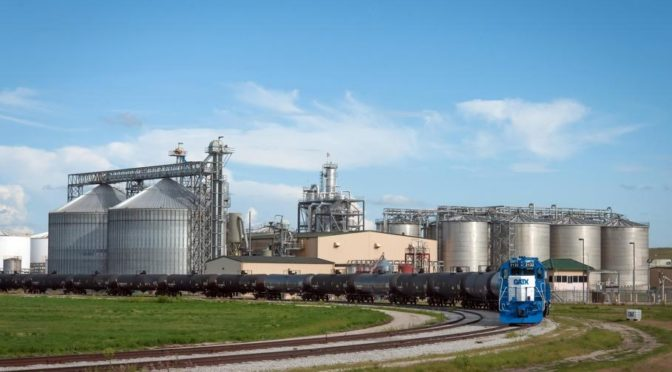 KAAPA Ethanol Ravenna plant