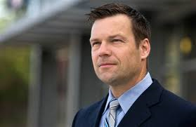 Kobach ordered to tell voters their fall ballots will count