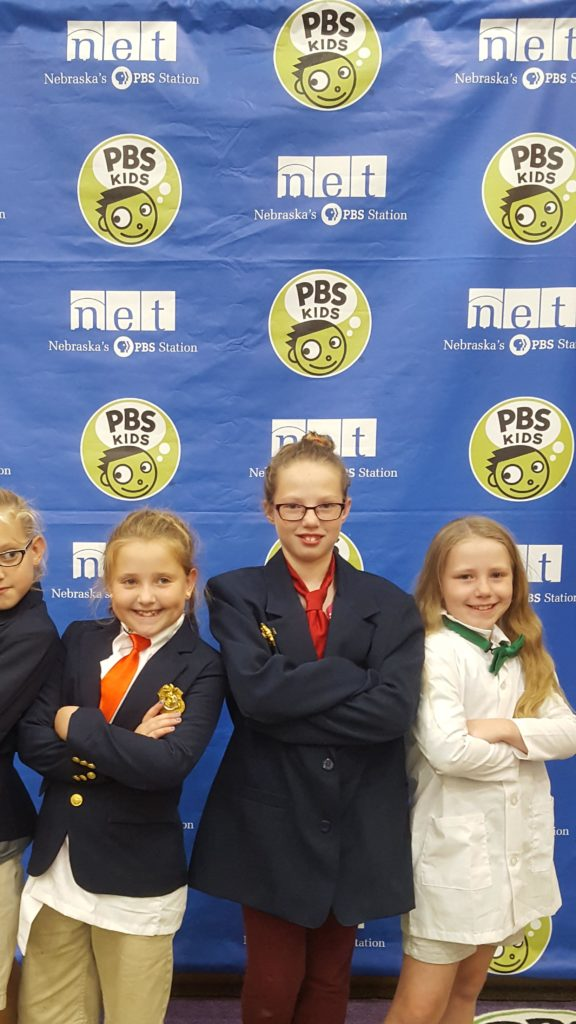 PBS Kids Visit West Point Library