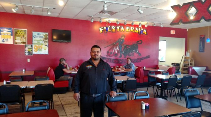 Luis from Fiesta Brava in West Point