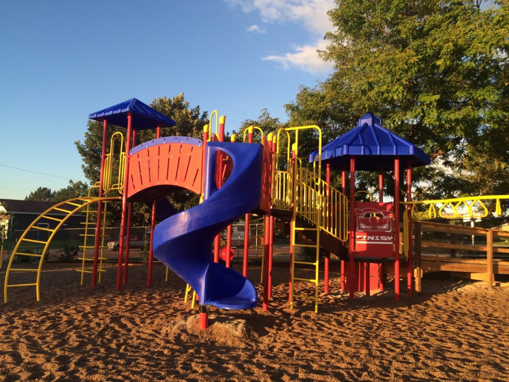 $2K OTCF Grant helps with playground equipment for Northfield Elementary