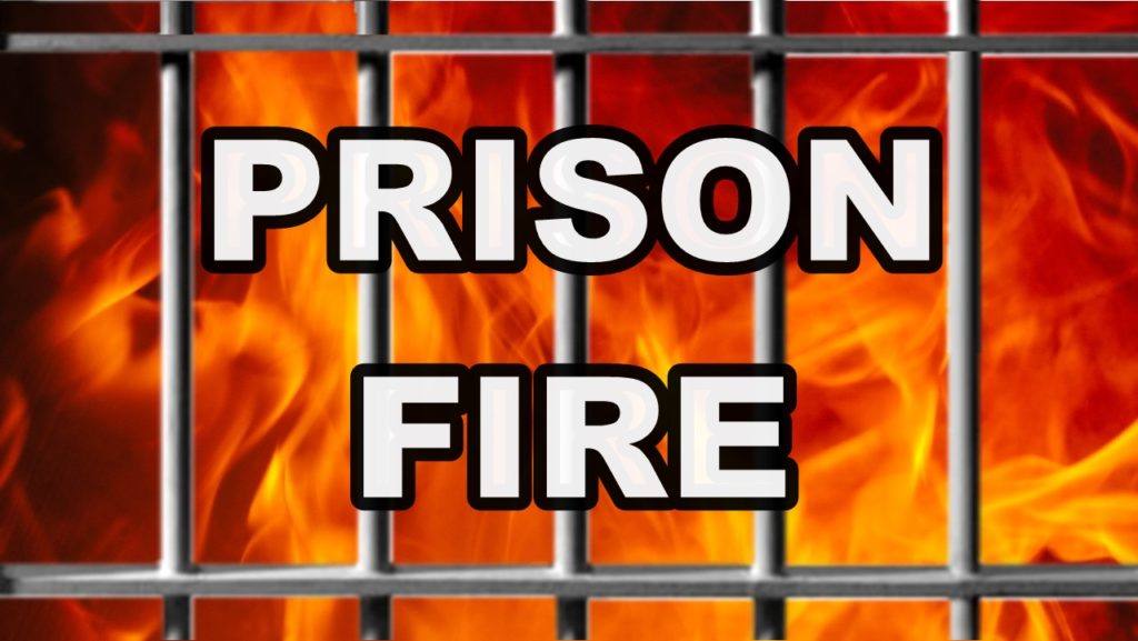 3 treated after fire at Lincoln Correctional Center