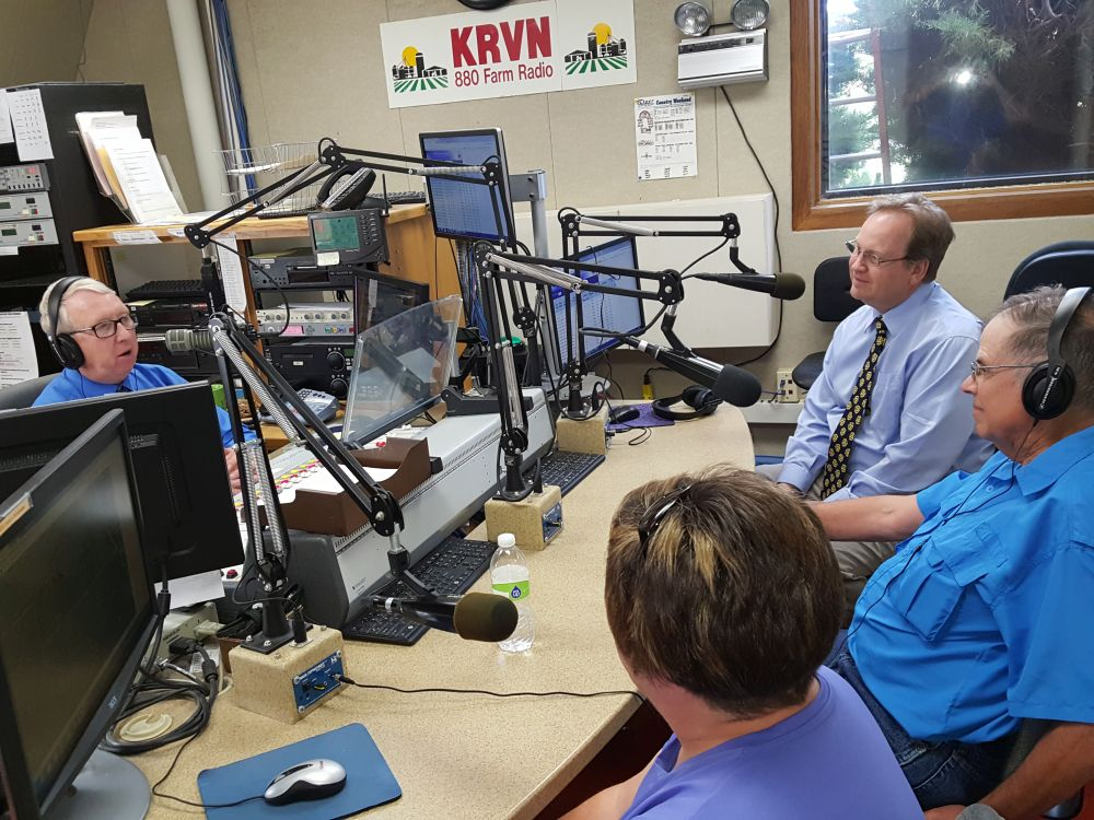 Dave Thorell retires from dedicated service to rural listeners