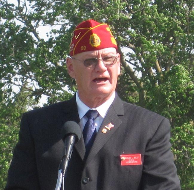 Callaway veteran to serve among 12 national American Legion officers