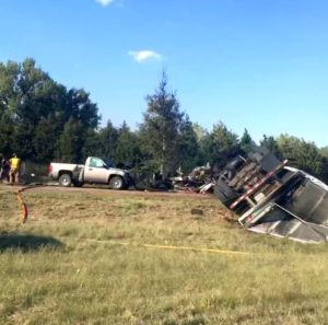 Nebraska State Patrol IDs 3 killed in fiery I-80 crash