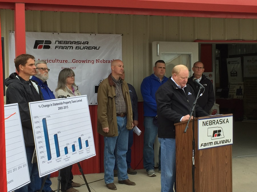(VIDEO) Trade, Property Taxes Discussed by Ag Leaders at HHD