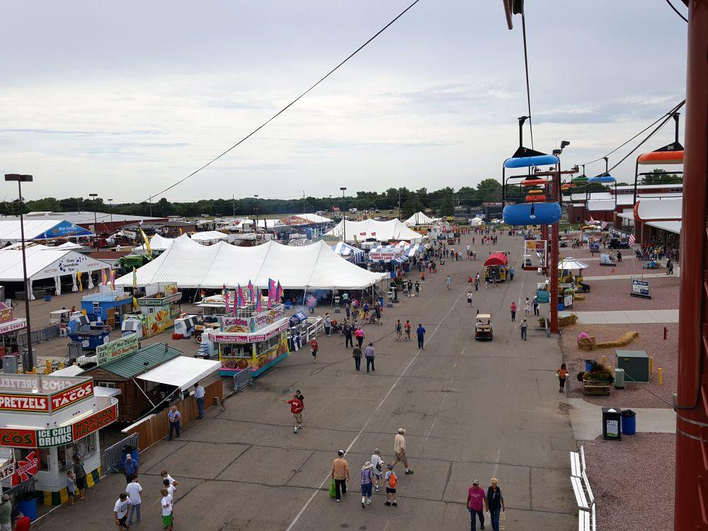 State Fair Attendance Surpasses Last Year