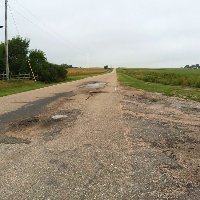 York County Commissioners approve repair to McCool Junction's Spring Lake Road