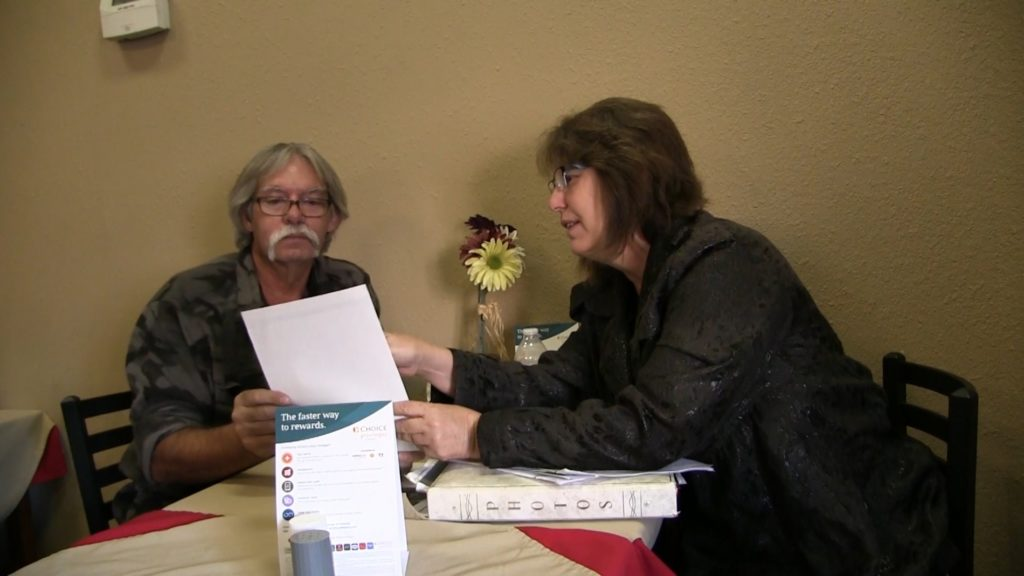 McGrew woman reconnects with long lost family members after years of searching