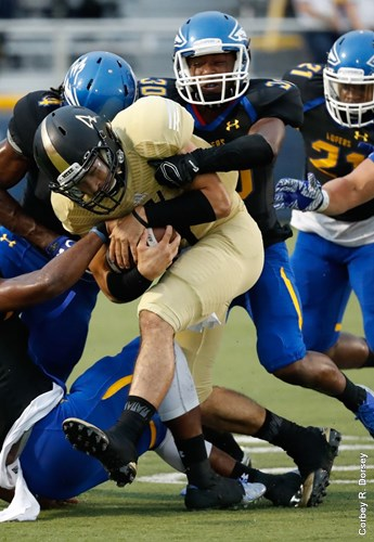 (Audio) UNK Beaten At Home By Hornets