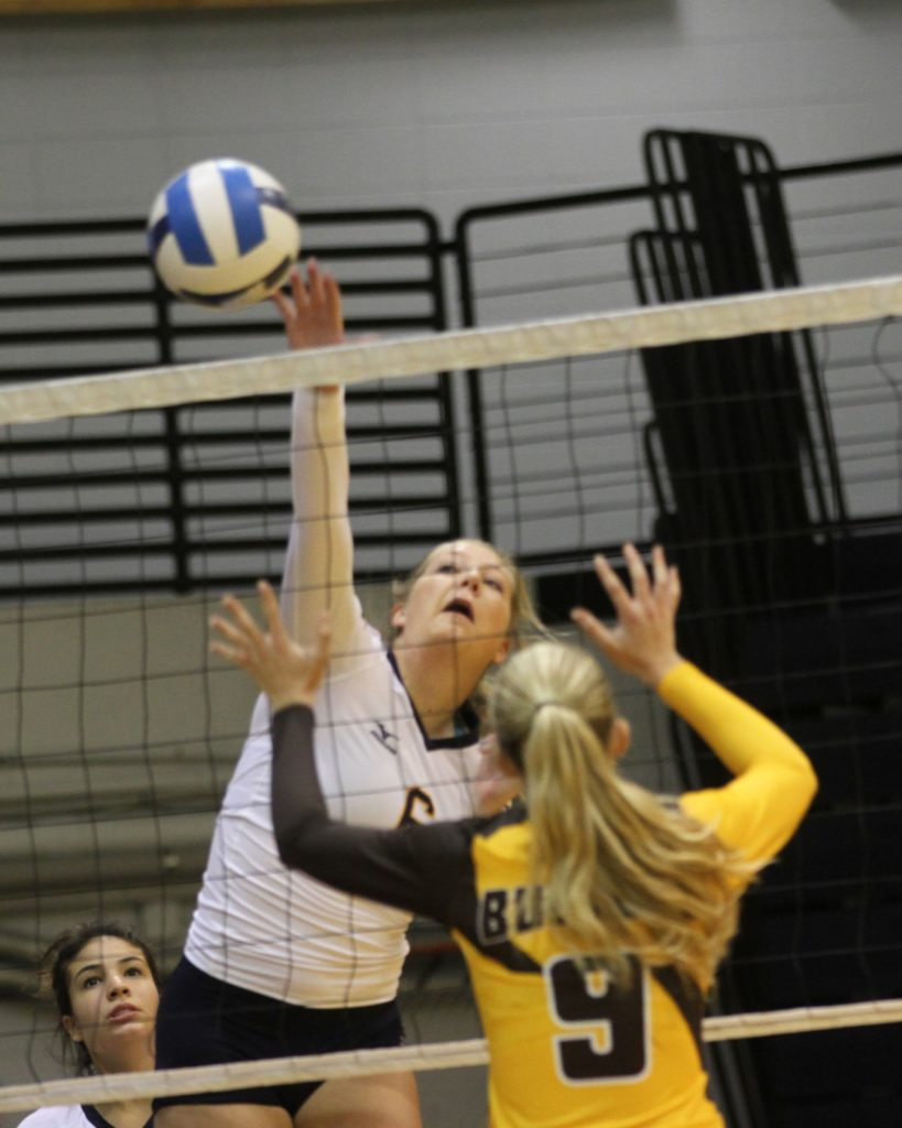 WNCC volleyball picks up two wins Saturday, moves to 18-2 on season
