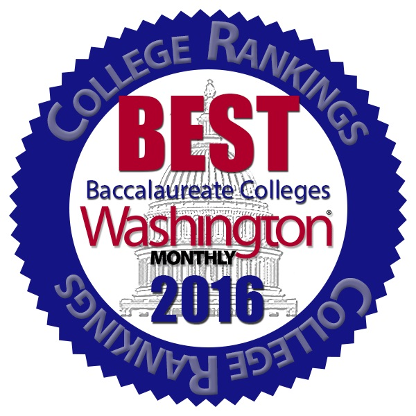 Hastings College ranks 18 in service, 28 overall in Washington Monthly's Top College list