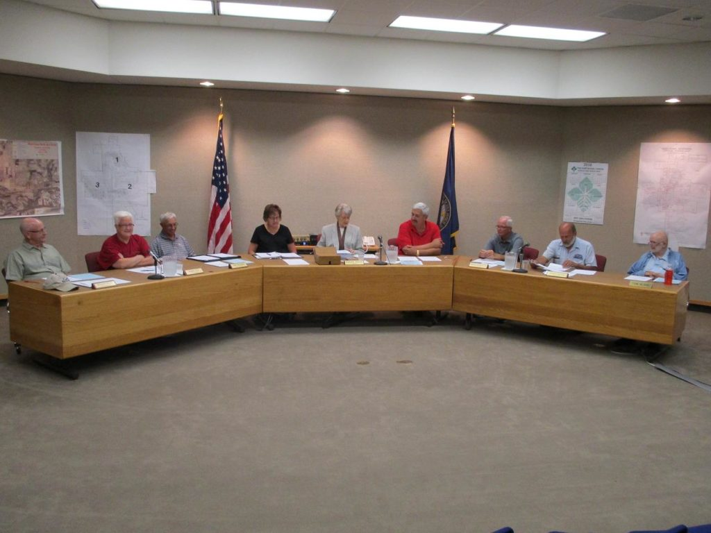 (Audio) West Point City Council Approves Budget And Levy