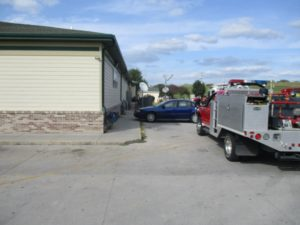 RRN/West Point Travel Plaza Fire