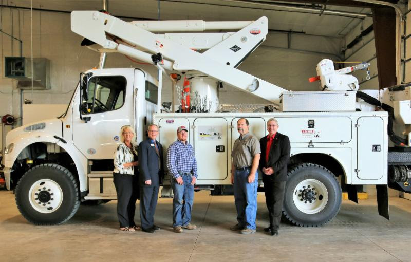 WNCC receives generous donation from Wheat Belt Public Power