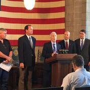Governor Unveils Matching Bridge Program
